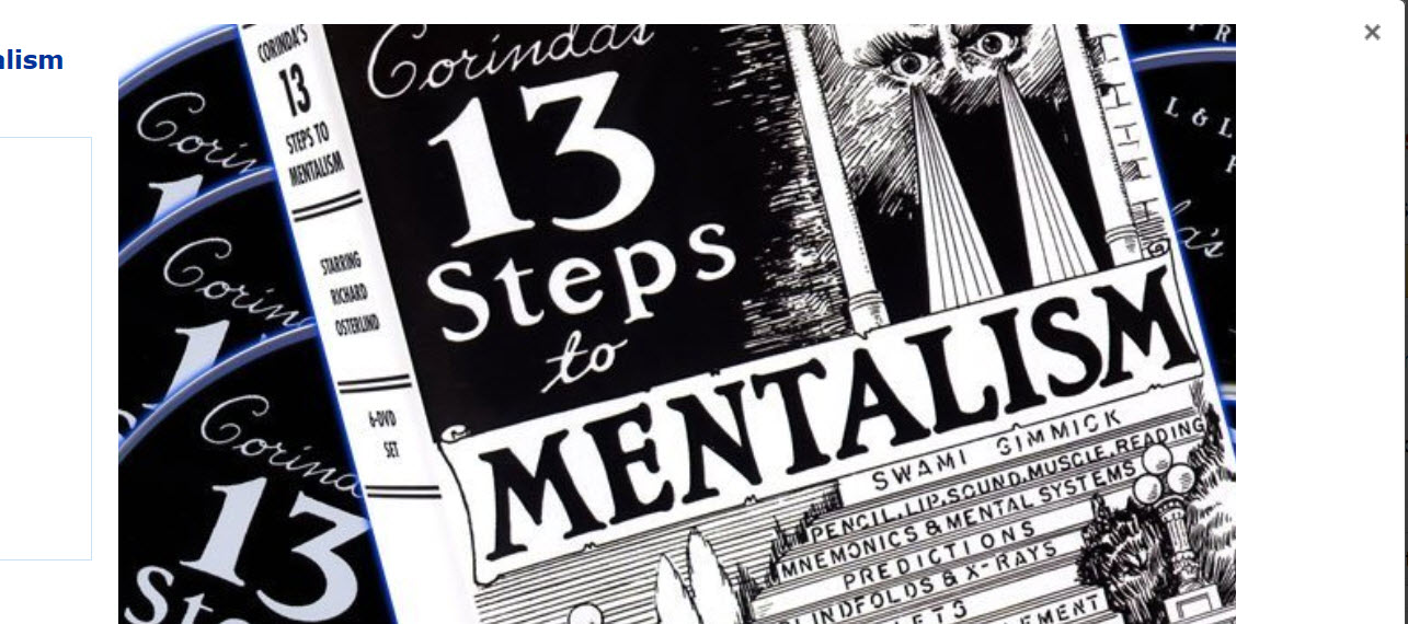 Best Mentalism Books to Learn how Does it Works