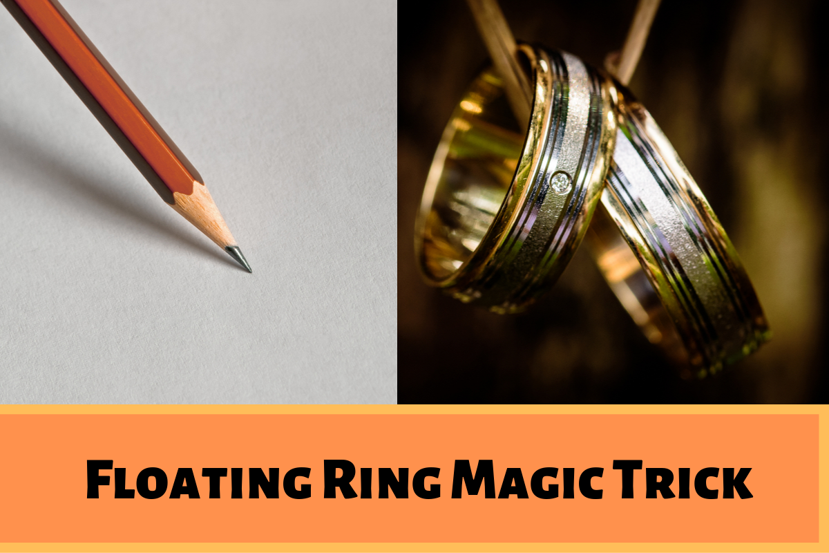 Floating Ring Magic Trick