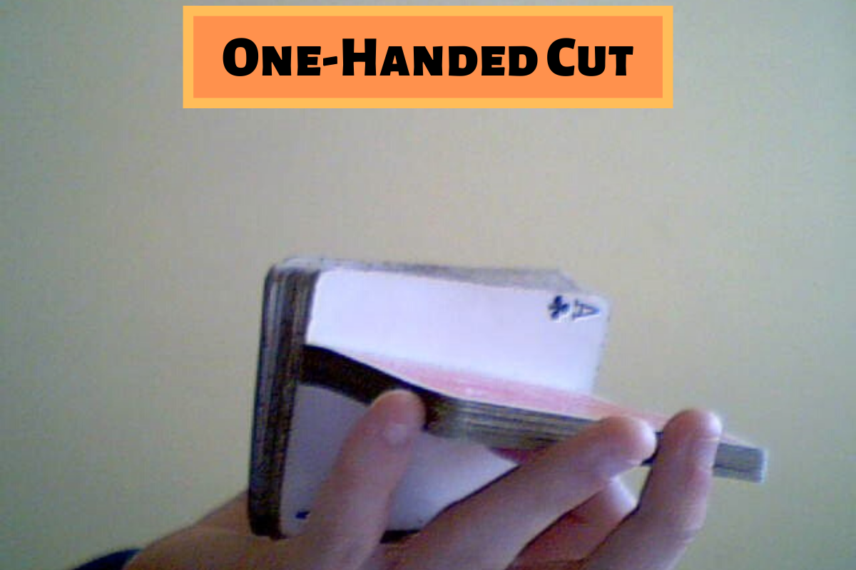 One-Handed Cut