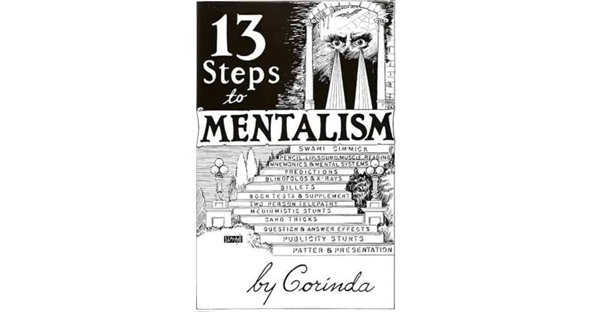 13 Steps to Mentalism Review