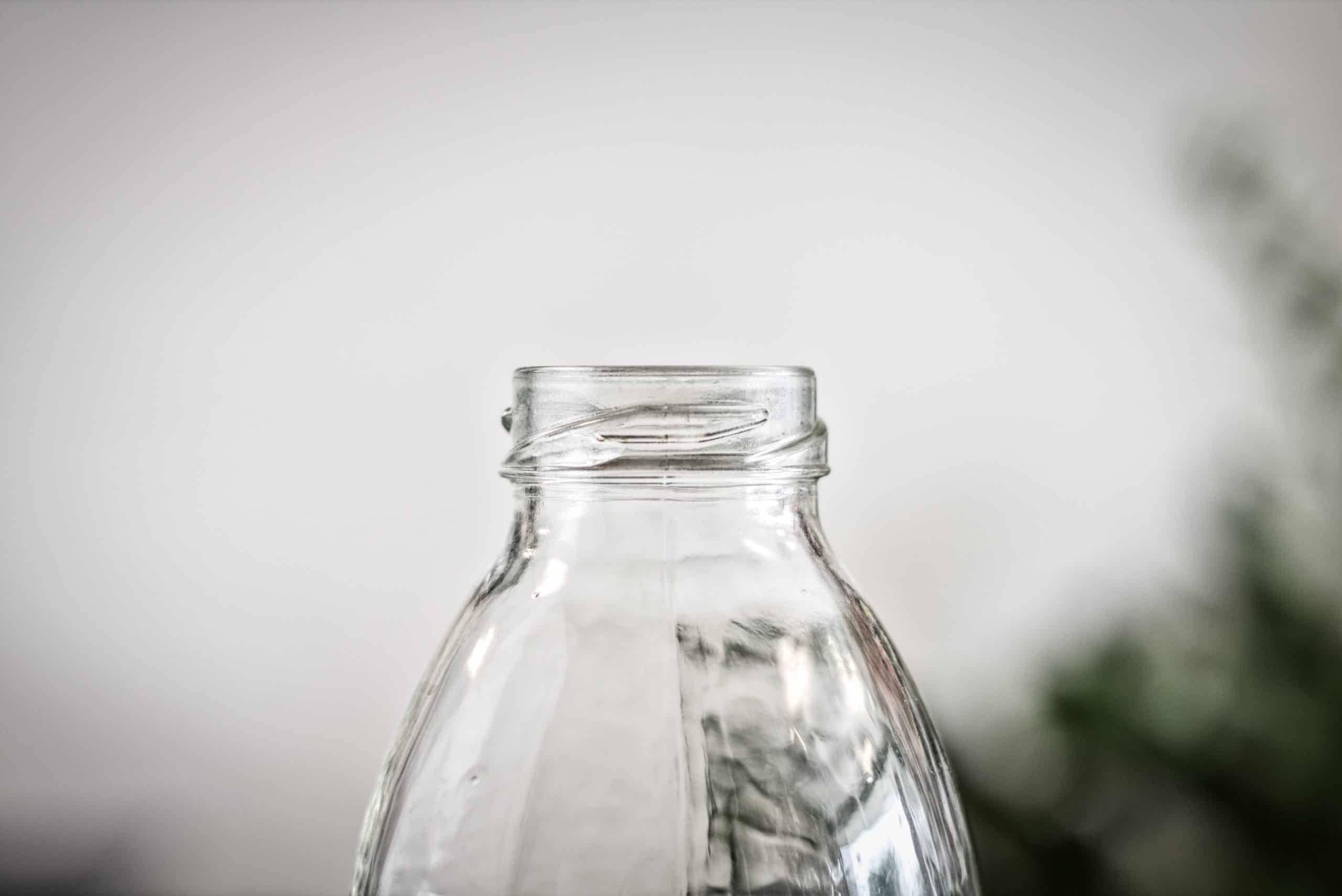 Coin in Glass Bottle Magic Trick